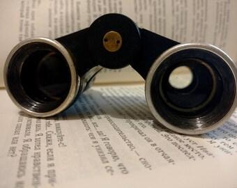 Soviet opera glasses, theatre binoculars, Vintage theatre glasses, Vintage Opera Binoculars , Vintage binoculars , antique binoculars