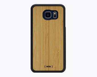 Wood Phone Case for Samsung Galaxy S6 - Bamboo