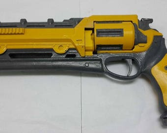 3D printed jewel of osiris hand cannon from destiny