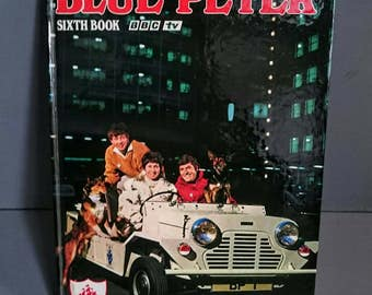 Blue Peter Sixth Book 1969 Unclipped