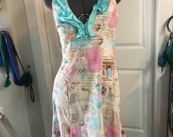 Spring time dress