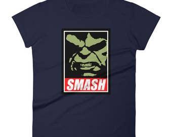 Hulk Smash - Women's T-shirt