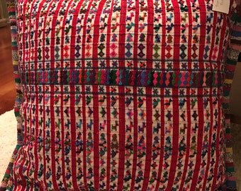 Guatemalan Handmade Pillowcases