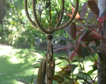 3D Native Dreamcatcher Natural Handmade