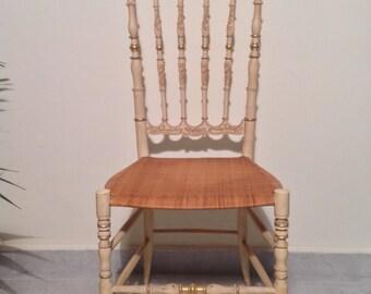 Chiavari chair Chiavari Chair mid twenty century Parisian-mid-20th century