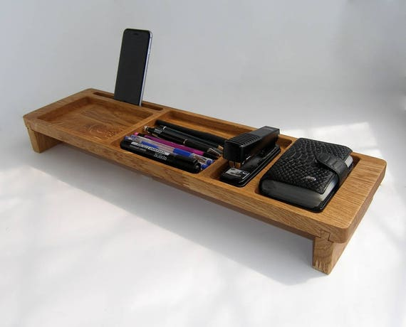 plateau en bois bureau organisateur organisation bureau. Black Bedroom Furniture Sets. Home Design Ideas