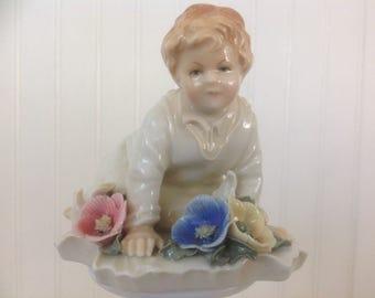 Vintage Rare Karl Ens Figurine