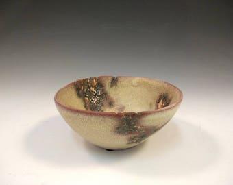 Bowl - handmade ceramic bowl | serving pottery | unique design pottery | ceramic art