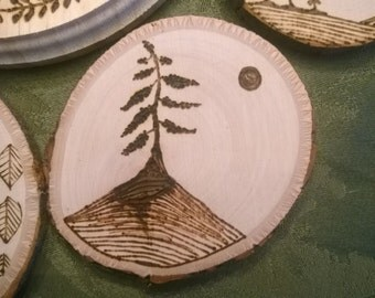 Simple Design Small Personalized Wooden Items