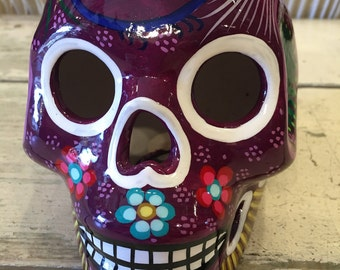 Handpainted Sugar Skull