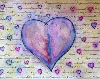Bleeding Hearts - Hope Script