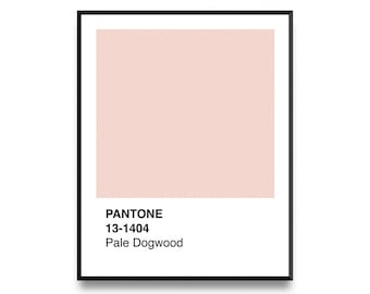 Pantone wall art, Pantone 2017, Pantone poster, Pantone print, Color Swatch, Printable Art, Art prints, Scandinavian print, Wall Art