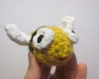 Crocheted Bee, Baya the Bee