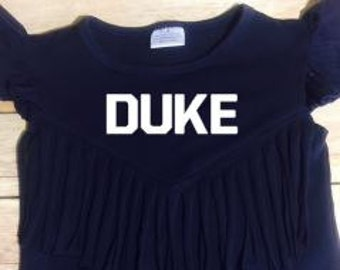 Girls duke dress