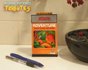 Adventure Atari 2600 Retro Video Game Tribute Artwork