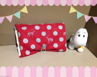 Change pouch/mat (The nappy wallet)