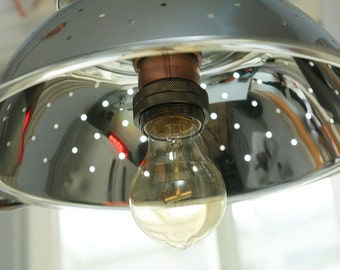 Industrial Style - Eclectic lighting for all around your home!