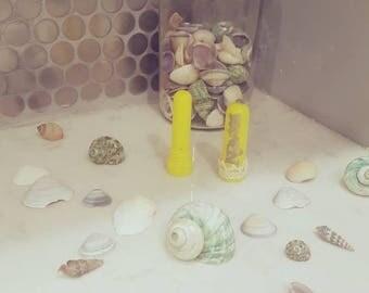 NAUSEA blend inhaler made w/ 100% natural essential oils : lavender * ginger * peppermint
