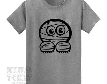 Mummy Dude T-Shirt - Halloween T-Shirt