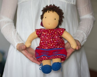 Waldorf doll, Waldorf toys, Waldorf baby doll