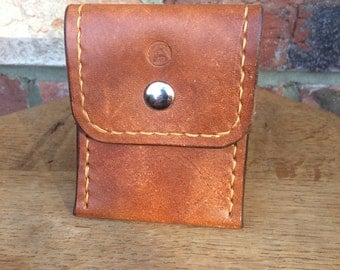 Handmade Leather coin purse