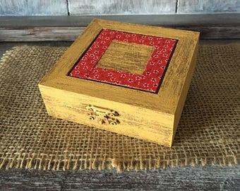 Country Keepsake Box
