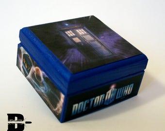 Doctor Who Keepsake Box