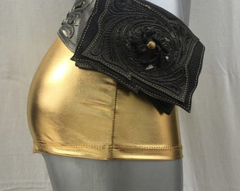 Zorion Leather Utility Hip Belt