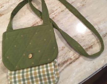 Small cross-body purse