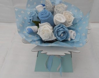 Deluxe Baby Clothing Bouquet