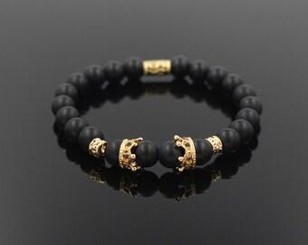Imperial Crown Bracelet