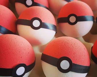 Pokémon Bath Bomb