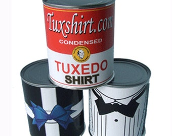 Gift Wrap in a Can