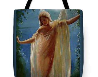 The Night Air Tote Bag