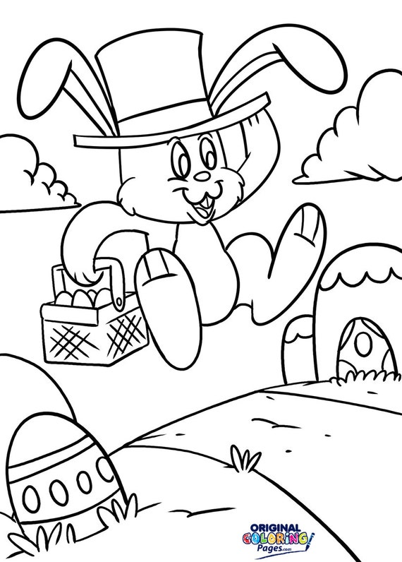 easter coloring pages for teachers - photo#1
