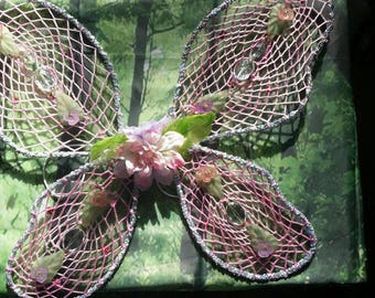 Dream Catcher Wearable Fairy Wings
