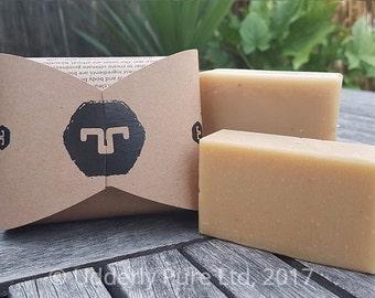 Rosehip Goat Milk Soap - 100grm