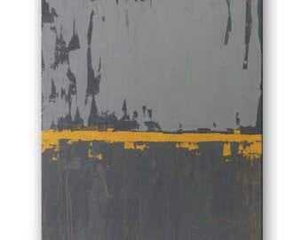 Abstract painting, Abstract art, Acrylic painting, Original painting, Paintings on canvas, Canvas painting Abstract painting original yellow