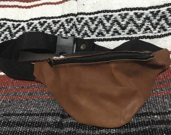 Hand made fanny pack * very cool *