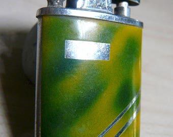 1940 1950 Pacton Lighter Japan Chrome