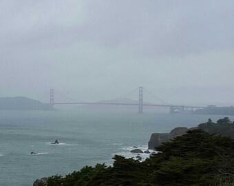 Golden Gate Bridge photograph