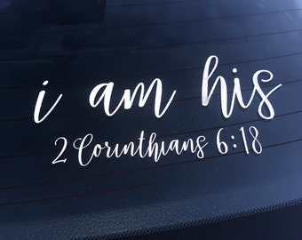 I am his Decal