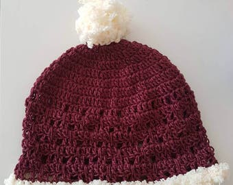 Beanie / crochet hat / pompom/custom beanie