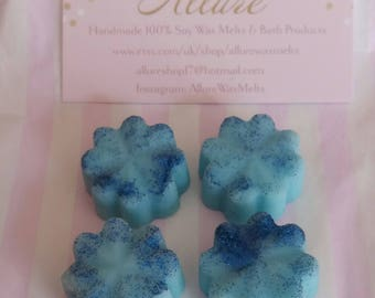 100% Soy Wax Melts- Sea Mist