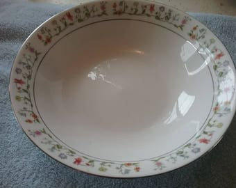 Ashley Overseas Eternal Love Pattern Bowl