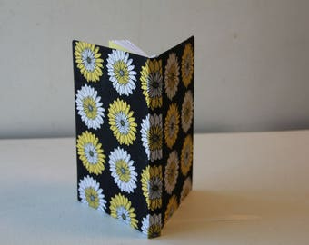 Handmade Flower Notebook/Journal