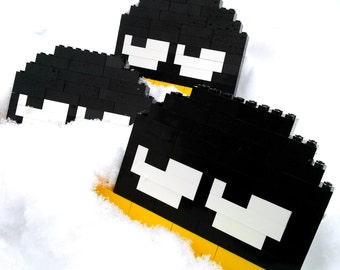 Lego Pengo Pal & Signed Mystery Print