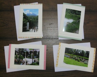 Message Card with Photo Insert