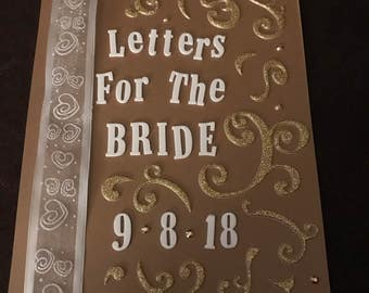 Letters for the Bride Book