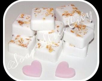 Mini Bath Bomb Cubes (Pack of 6) 140g